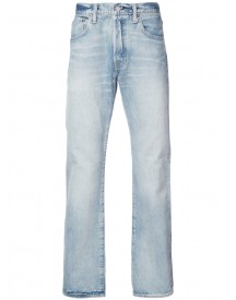 Levi's - Faded 501 Jeans - Men - Cotton - 38/34 afbeelding