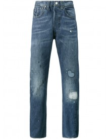 Levi's Vintage Clothing - 1947 501 Jeans - Men - Cotton - 32 afbeelding