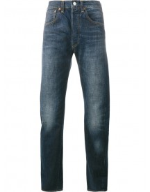 Levi's Vintage Clothing - 1947 501 Jeans - Men - Cotton - 36 afbeelding