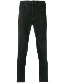Love Moschino - In Love Slim Fit Jeans - Men - Cotton/spandex/elastane - 30 afbeelding