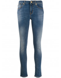 Love Moschino Skinny Jeans - Blauw afbeelding