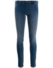 Love Moschino Pull-on Jeans - Bluejeans afbeelding