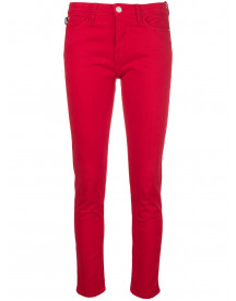 Love Moschino Skinny Jeans - Rood afbeelding