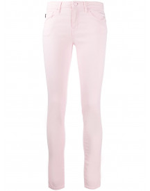 Love Moschino Skinny Jeans - Roze afbeelding