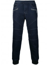 Loveless - Casual Trousers - Men - Cotton/polyurethane - 2 afbeelding