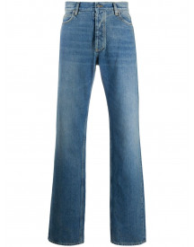 Maison Margiela Regular-fit Denim Jeans - Blauw afbeelding