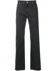 Maison Margiela Straight Jeans - Black afbeelding