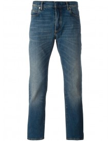 Maison Margiela - Straight Leg Jeans - Men - Cotton - 33 afbeelding
