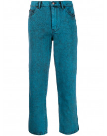 Marc Jacobs Cropped Jeans - Blauw afbeelding