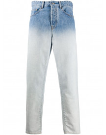Marcelo Burlon County Of Milan Slim-fit Jeans - Blauw afbeelding