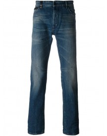 Marcelo Burlon County Of Milan - Slim-fit Jeans - Men - Cotton/polyester/spandex/elastane - 31 afbeelding