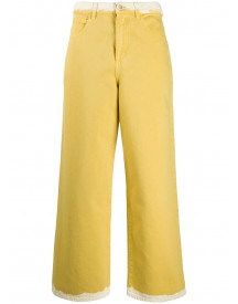 Marni Straight Jeans - Geel afbeelding