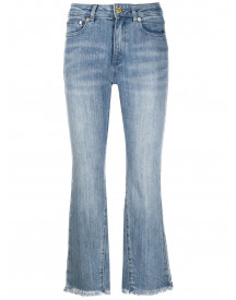 Michael Michael Kors Cropped Jeans - Blauw afbeelding