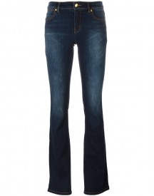 Michael Michael Kors - 'izzy' Bootcut Jeans - Women - Cotton/polyester/spandex/elastane/viscose - 0 afbeelding