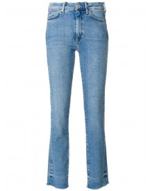 Mih Jeans - Boot-cut Jeans - Women - Cotton/spandex/elastane - 26 afbeelding