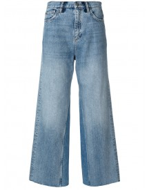 Mih Jeans - Caron Faded Jean - Women - Cotton - 26 afbeelding