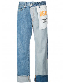 Monse Straight Jeans - Blauw afbeelding