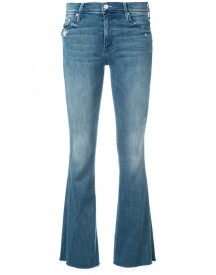 Mother - Bootcut Jeans - Women - Cotton/spandex/elastane - 29 afbeelding