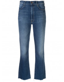 Mother Flared Jeans - Blauw afbeelding