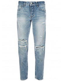 Moussy Vintage Jeans - Blauw afbeelding