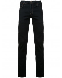 Naked And Famous Skinny Jeans - Blauw afbeelding