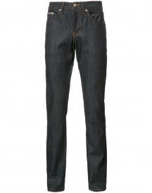 Naked And Famous Slim-fit Jeans - Blauw afbeelding