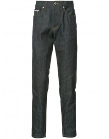 Naked And Famous - Straight Jeans - Men - Cotton - 32 afbeelding