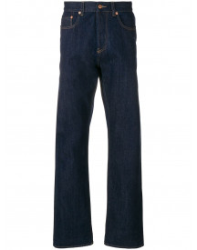 Natural Selection High-rise Jeans - Blauw afbeelding