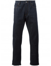 Natural Selection 'no Evil' Jeans - Blauw afbeelding