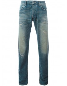 Natural Selection - 'no Evil' Jeans - Men - Organic Cotton - 38 afbeelding