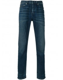 Neil Barrett - Stonewashed Jeans - Men - Cotton/spandex/elastane - 36 afbeelding