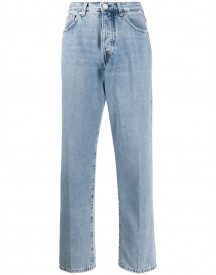 Nine In The Morning Straight Jeans - Blauw afbeelding