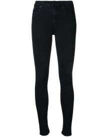 Nobody Denim - Cult Skinny Velvet - Women - Cotton/elastodiene/polyester/viscose - 24 afbeelding