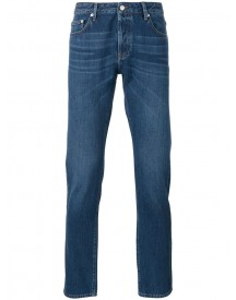 Officine Generale - Tapered Jeans - Men - Cotton - 32 afbeelding
