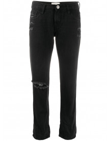 One Teaspoon Straight Jeans - Zwart afbeelding