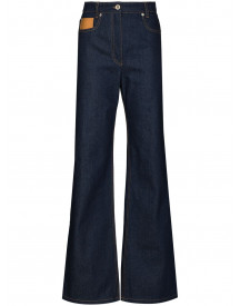 Paco Rabanne Flared Jeans - Blauw afbeelding