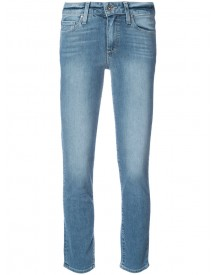 Paige - High Rise Skinny Jeans - Women - Cotton - 25 afbeelding