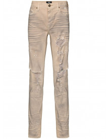 Paige Slim-fit Jeans - Nude afbeelding