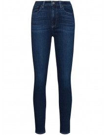 Paige Skinny Jeans - Blauw afbeelding