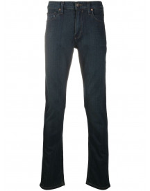 Paige Slim-fit Jeans - Blauw afbeelding