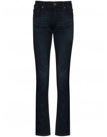 Paige Straight Jeans - Blauw afbeelding