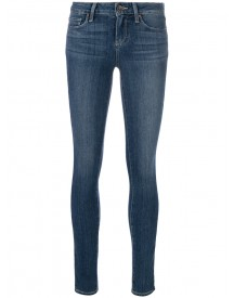 Paige - Super Skinny Jeans - Women - Cotton/polyester/spandex/elastane/rayon - 30 afbeelding