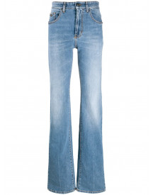 Palm Angels Flared Jeans - Blauw afbeelding
