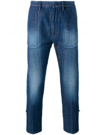 Pence - Baldo Jeans - Men - Cotton - 48 afbeelding