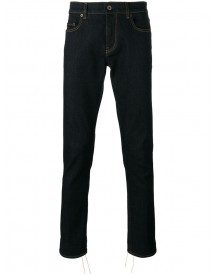 Pence - Straight Cut Jeans - Men - Cotton/spandex/elastane - 30 afbeelding
