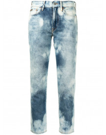 Polo Ralph Lauren Cropped Jeans - Blauw afbeelding