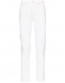 Polo Ralph Lauren Regular-fit Jeans - Wit afbeelding