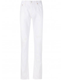 Polo Ralph Lauren Straight Jeans - Wit afbeelding