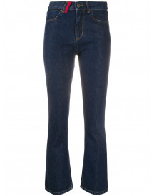 Ports 1961 Cropped Jeans - Blauw afbeelding
