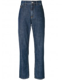 Ps By Paul Smith - Cropped Jeans - Women - Cotton - 28 afbeelding